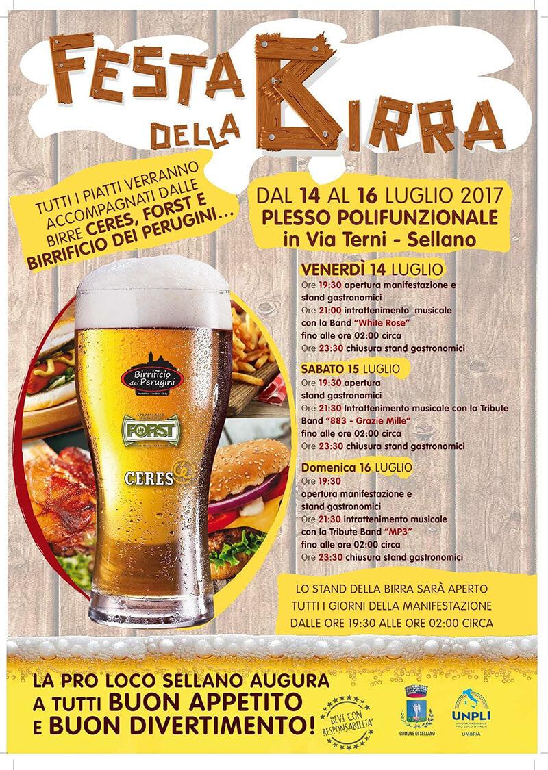 Festa Della Birra 2017